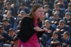 Emily Hennessey Kathakar Festival 2015