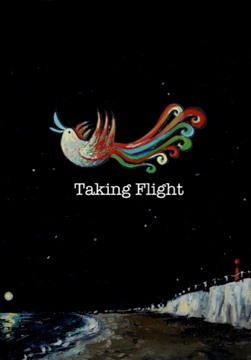 Taking Flight flier front