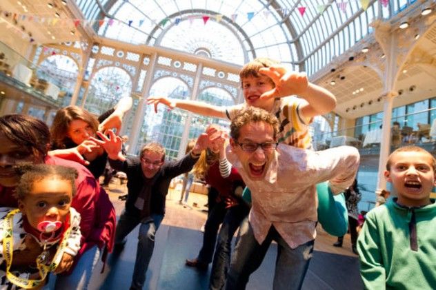 Royal Opera House Family Sundays